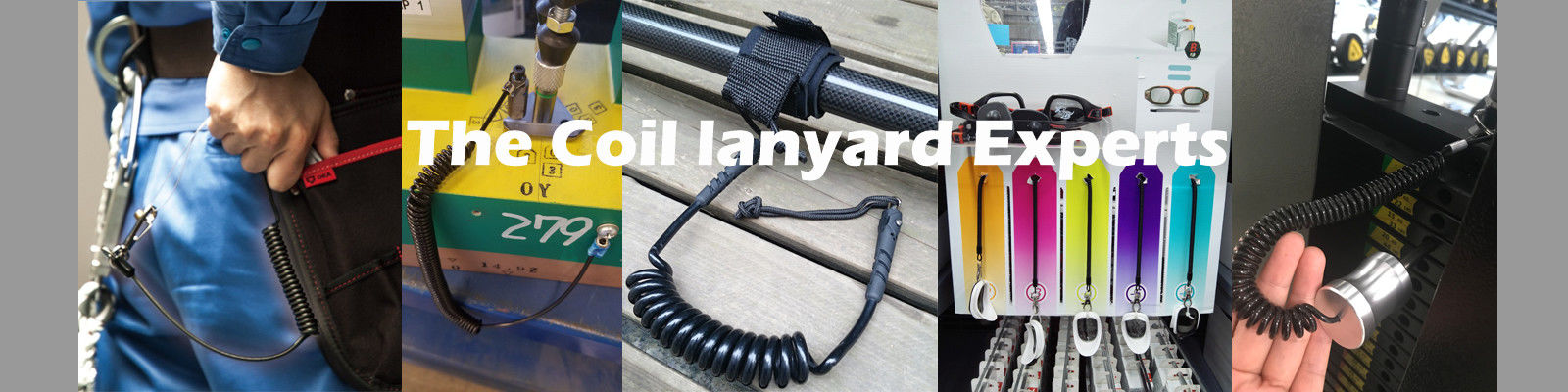 quality Plastic Coil Lanyard factory