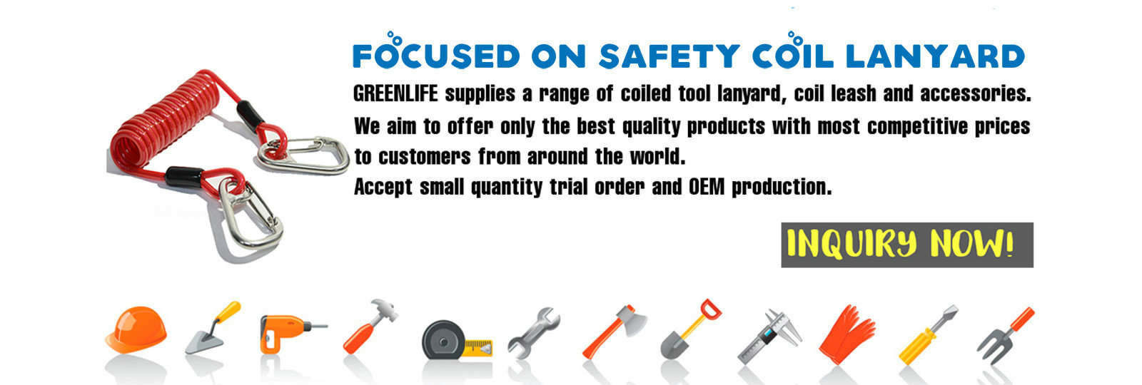 China best Coil Tool Lanyard on sales