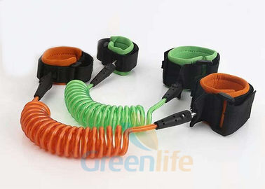 China Plastic Protection Coil Toddler Safety Harness Durable Customized Light Weight supplier