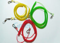 Lobster Clasp Hook Fishing Rod Lanyard Eco - Friendly For Securing Tools