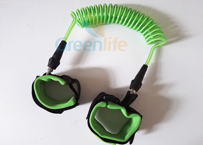 Translucent Green Toddler Safety Harness Children Anti Lost Harness Strap