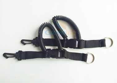 Quick Release Coil Lanyard